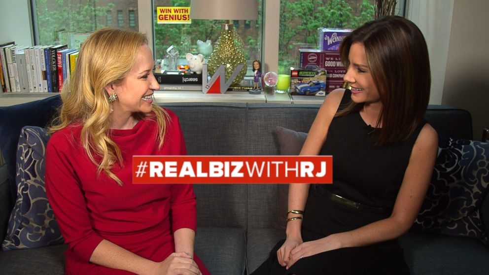 GLAMSQUAD, Gilt Groupe Co-Founder on 'Real Biz With Rebecca Jarvis'