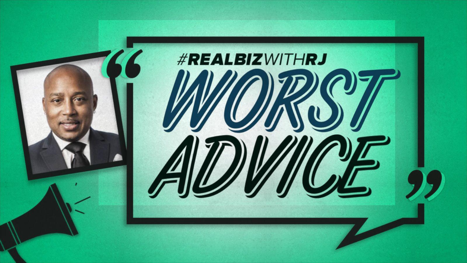 Worst Advice: Daymond John
