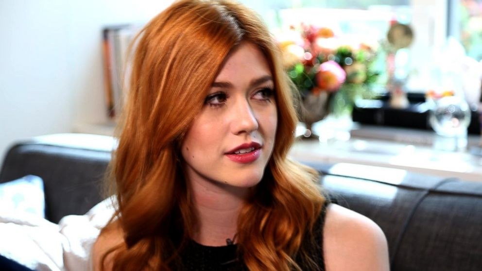 Shadowhunters Katherine Mcnamara Shares Her Best Advice For Young Hollywood Abc News