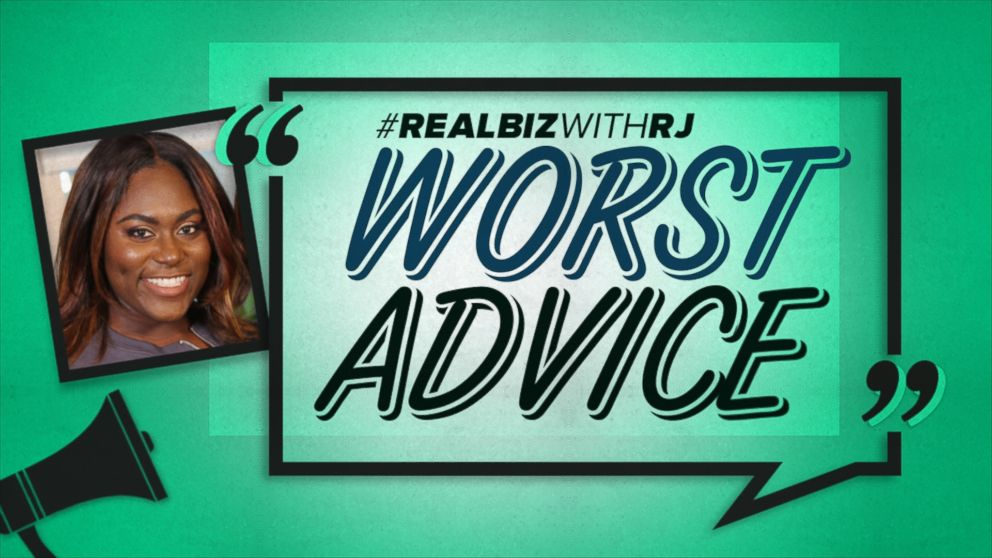 Danielle Brooks: Worst Advice