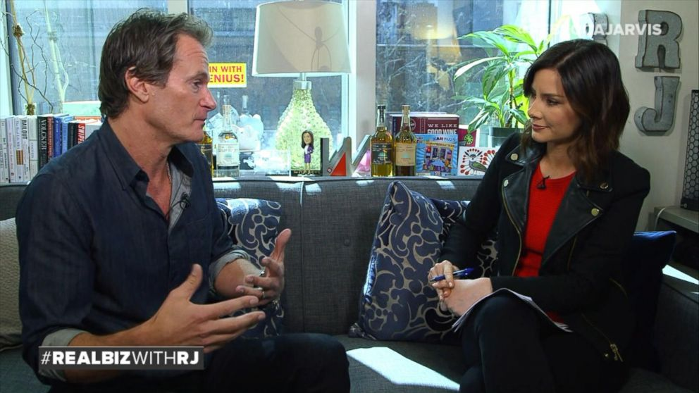 Rande Gerber on 'Real Biz With Rebecca Jarvis'