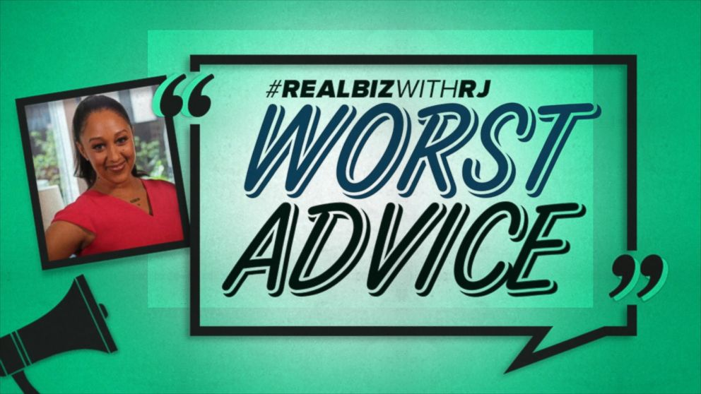 Worst Advice: Tamera Mowry