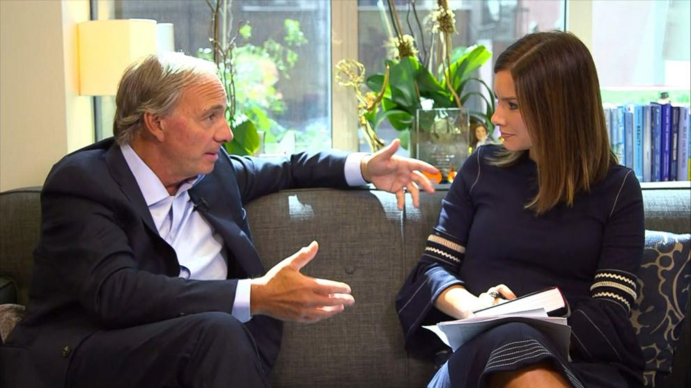 Bridgewater hedge fund manager Ray Dalio talks investing, leadership