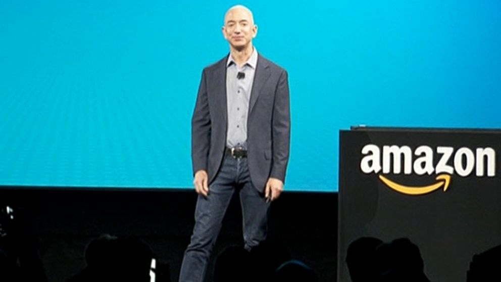 Amazons Jeff Bezos Now The Richest Man In The World With 90