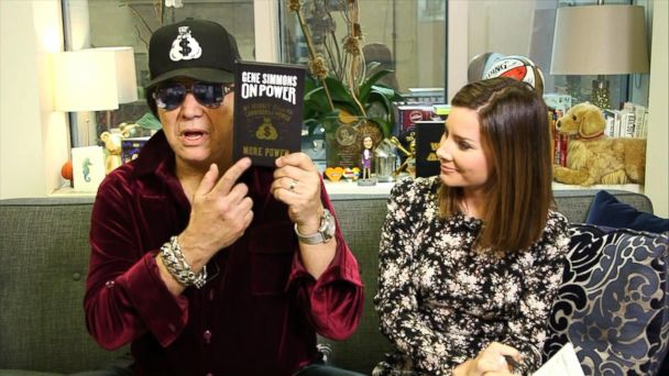 Gene Simmons on 'Real Biz'