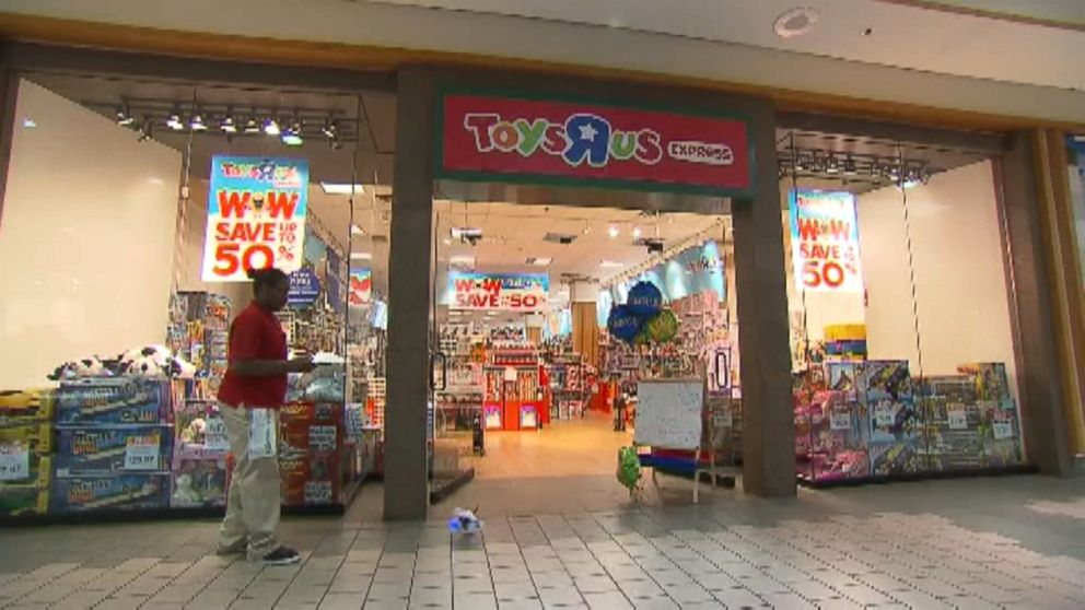 Toys R Us Store : Toys r us will close stores video abc news