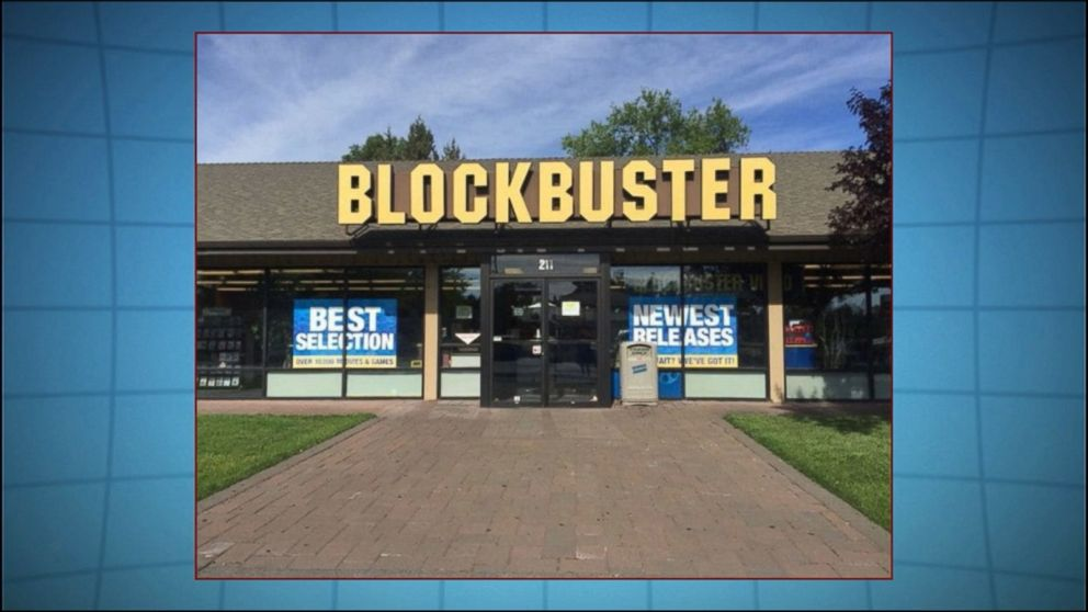 This is the last Blockbuster in the world