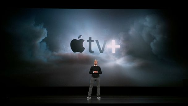 Apple launches streaming service, News Plus app, credit card