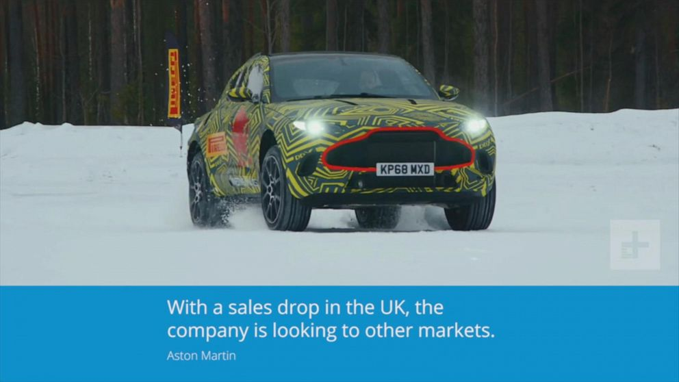 The DBX SUV could be Aston Martin's 'most important car ever'