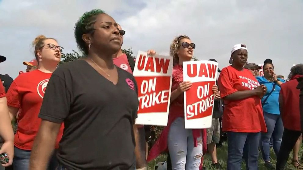 The GM strike enters its 2nd week. Here's where things stand