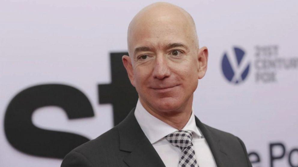 Jeff Bezos criticized over Australia wildfire donation