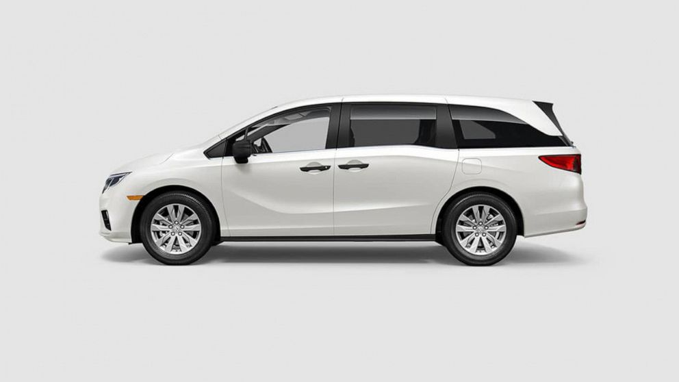 Honda recalls 241,000 minivans over wiring issue that could cause fire