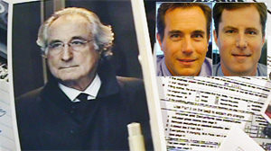 Its tough enough to get a job during this economy, but what happens when Madoff is part of your name?