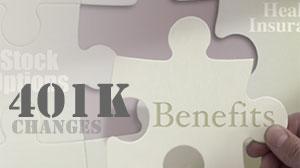401k porposed changes.