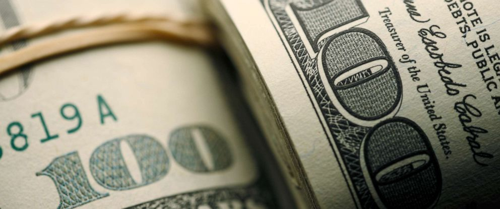 PHOTO: Money is seen here in this undated stock photo.