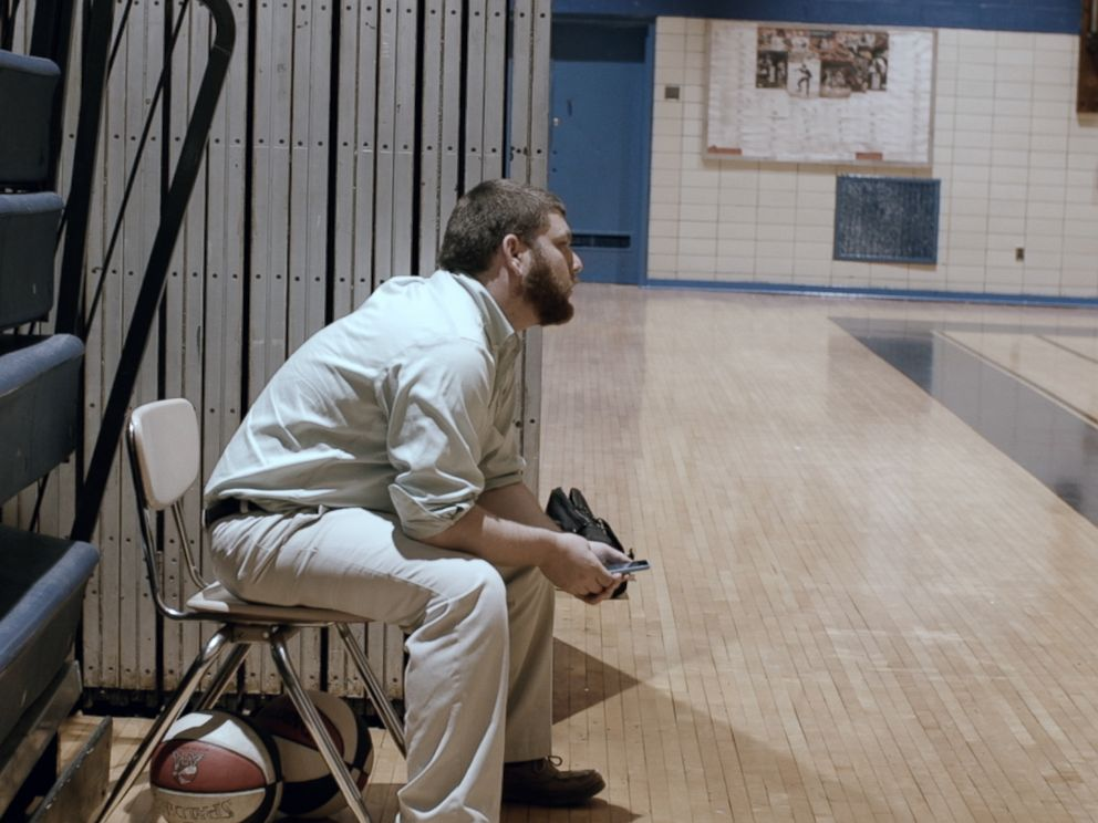 PHOTO:Brooklyn Skyrockets owner Dylan Gioia watches his team practice in Brooklyn, NY
