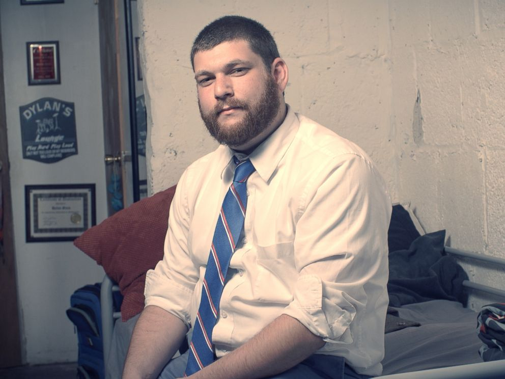 PHOTO:Brooklyn Skyrockets owner Dylan Gioia sits in his headquarters in Brooklyn, NY.