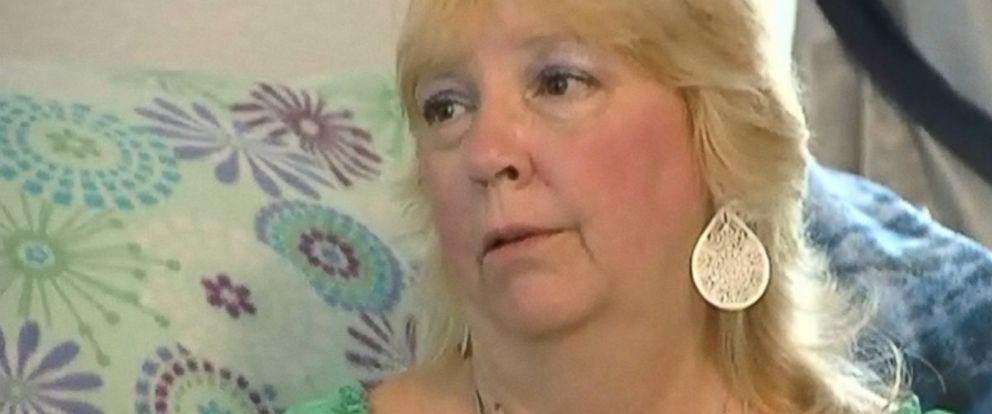 PHOTO: Kris White, a Texas woman who lost $750 in fees and taxes to an apparent Facebook scam.