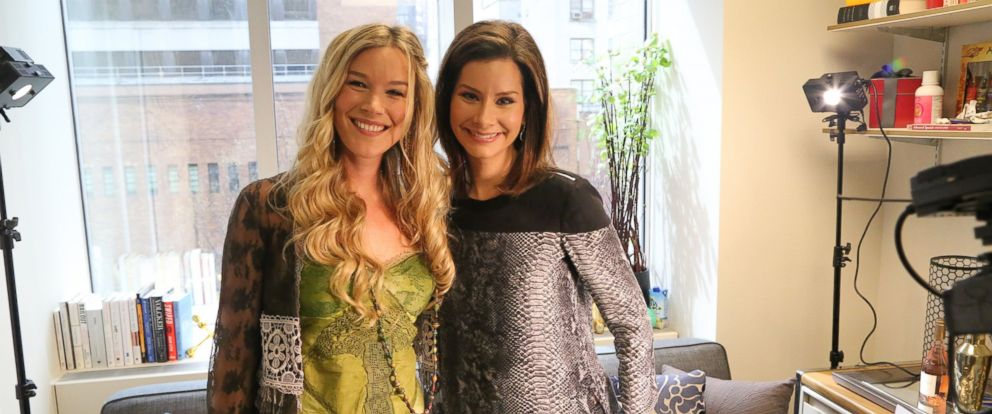 PHOTO: Singer/songwriter Joss Stone was featured on an episode of Real Biz with Rebecca Jarvis.