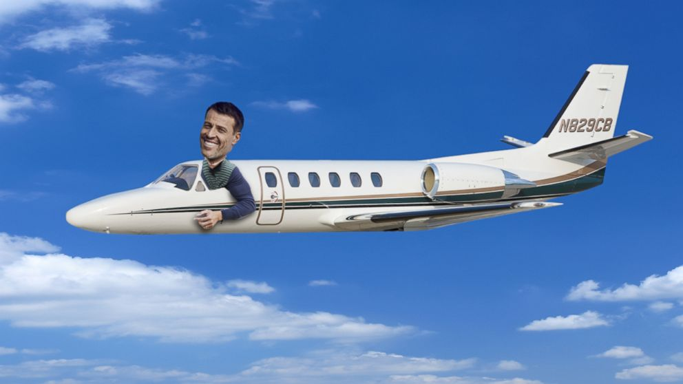 Tony Robbins: 11 Things You Didn't Know About the Superstar Life Coach