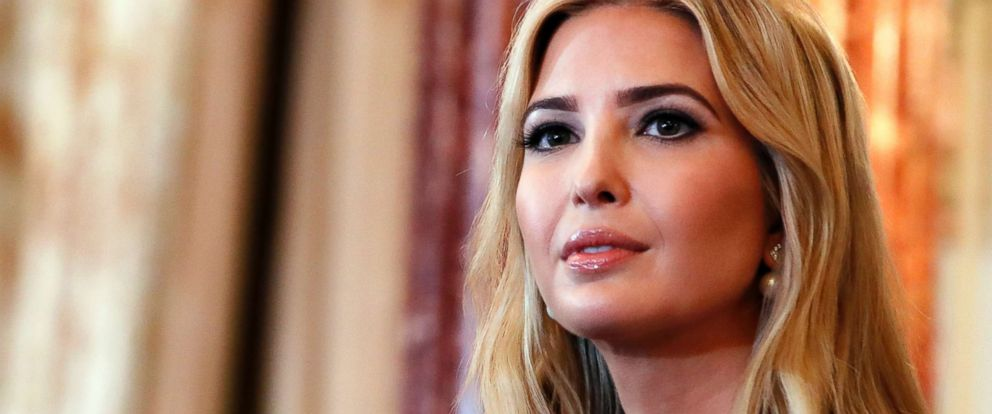 PHOTO: Ivanka Trump is seen at the State Department in Washington, June 27, 2017.