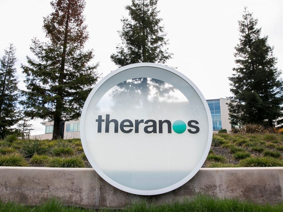 PHOTO:The headquarters of Theranos is pictured in Palo Alto, Calif., Jan. 24, 2016.