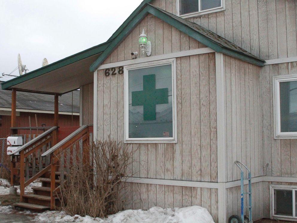 PHOTO: The Alaska Cannabis Club in downtown Anchorage, Alaska, pictured Feb. 20, 2015.