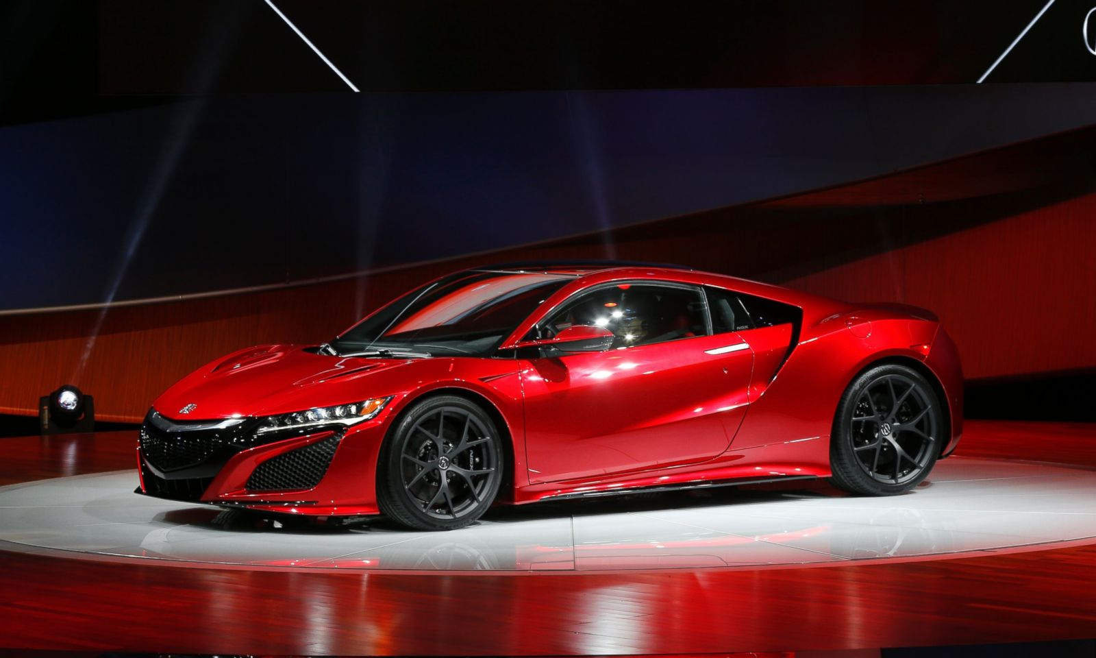 2016 Acura Nsx Supercar Picture The Coolest Most Expensive Or