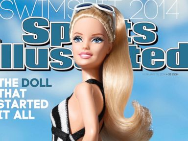 It's a Barbie World at Sports Illustrated