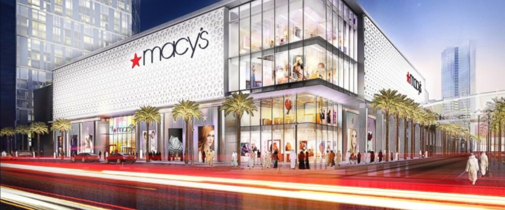 PHOTO: An artist rendering image of Macys at the Al Maryah Central in Abu Dhabi, United Arab Emirates, released by Gulf Related, Oct. 28, 2014.