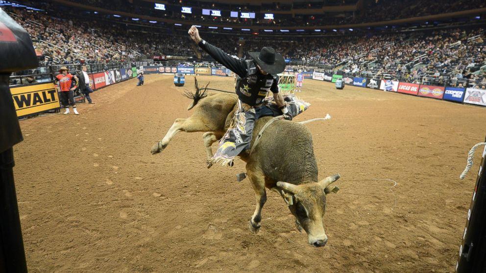 Tyson Foods To Reach Moms Through Bull Riding Advertising