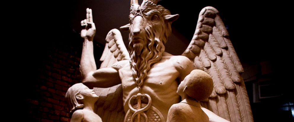 Why Detroit Has the Largest Satanist Temple Chapter in the US