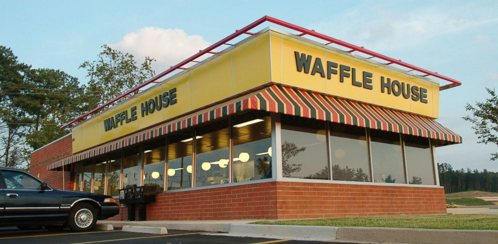 PHOTO: In this undated file photo, a Waffle House is picture in Atlanta, Ga.