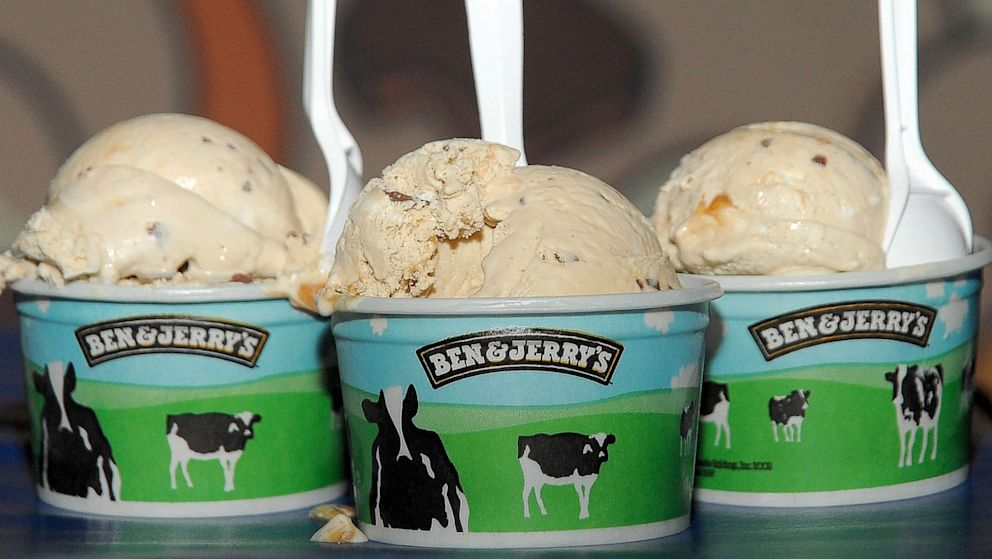 Ben Jerrys Bonnaroo Buzz Ice Cream At The And