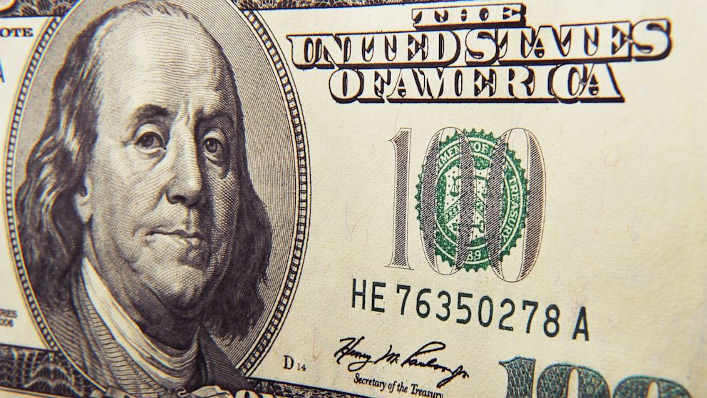 New 100 Bills Worth Up To 15000 Abc News
