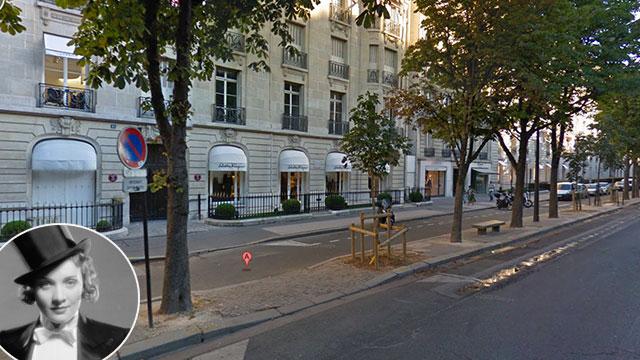 PHOTO:Avenue Montaigne, Paris, France
