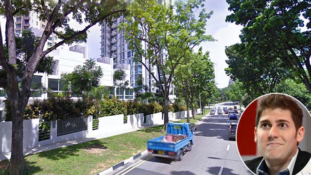 PHOTO:Paterson Hill, Singapore