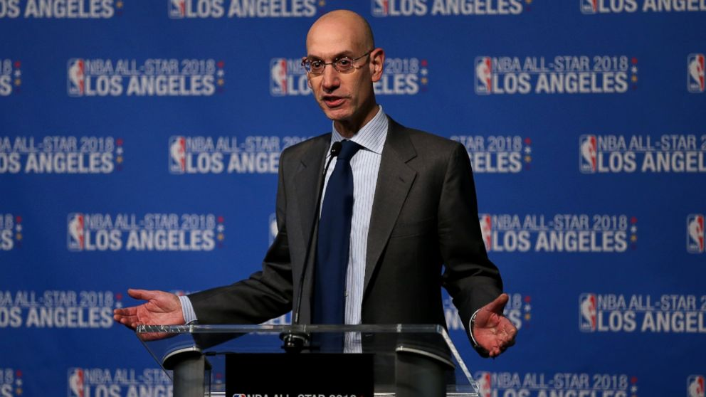 NBA Undecided on All-Star Game in NC Despite 'Problematic