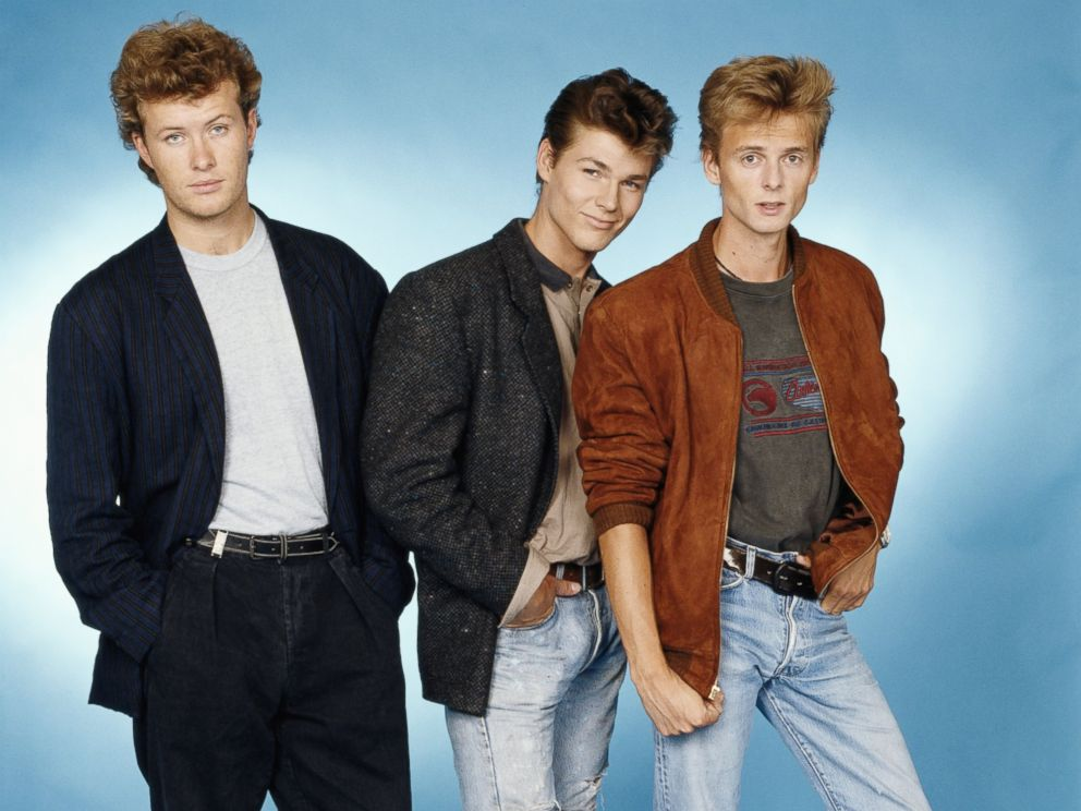 PHOTO: In this file photo, Norwegian pop group a-ha, famous for the hit Take On Me, is pictured, c. 1985.