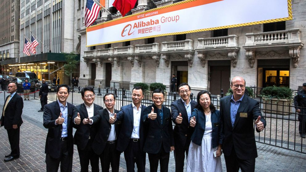 The Biggest Winners From The Alibaba Baba Ipo Abc News No news for in the past two years. alibaba baba ipo