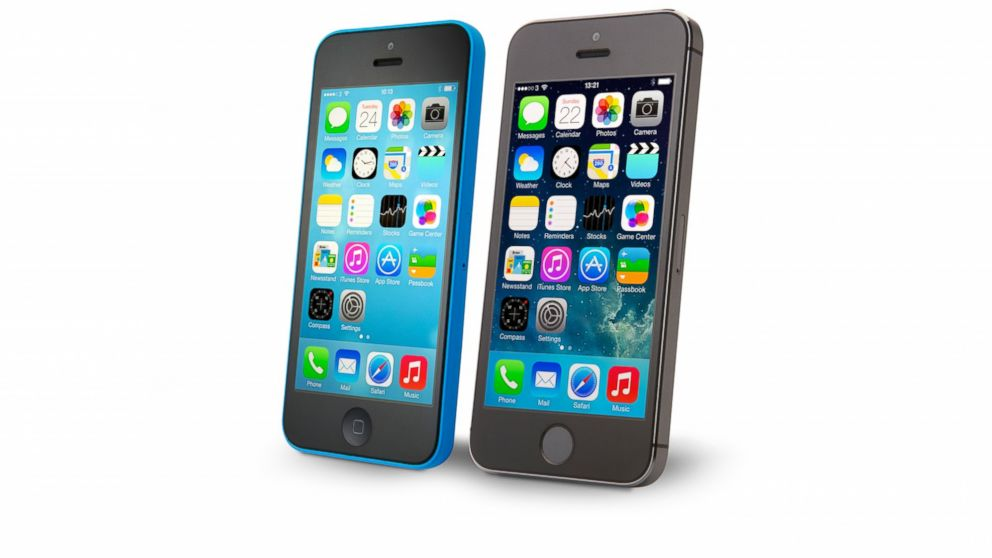 walmart iphone 5c walmart cuts price of apple iphone 5s 5c abc news 13272