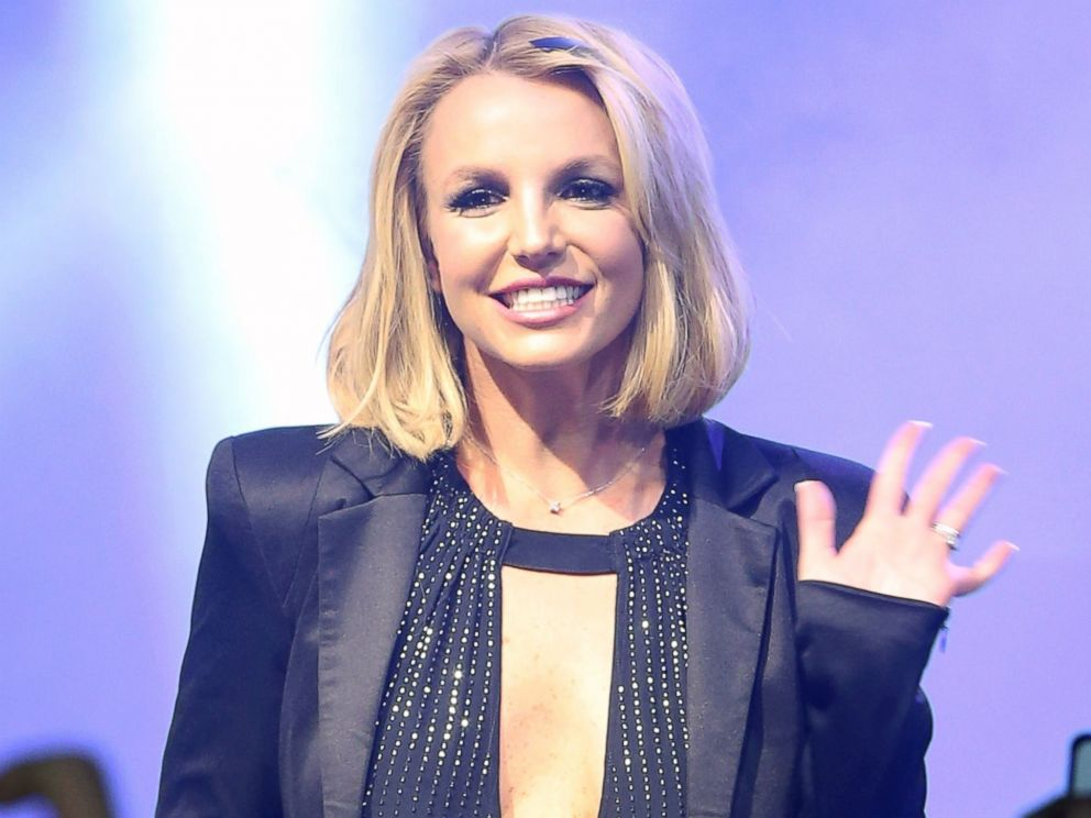PHOTO: Britney Spears attends a Britney Day event at The LINQ Promenade held to celebrate her Las Vegas residency show Britney: Piece of Me, Nov. 5, 2014, in Las Vegas.