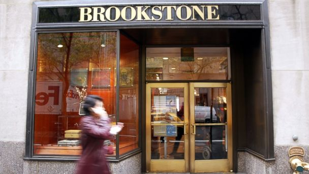 PHOTO: A Brookstone store is seen at Rockefeller Center, Oct. 29, 2003, in New York City.