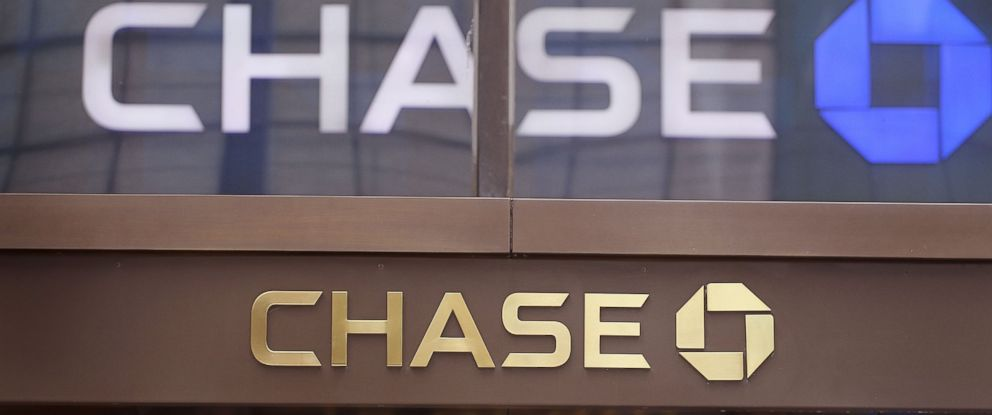 PHOTO: The JPMorgan Chase & Co. logo is displayed outside the companys Chase Tower office building, in this July 15, 2010, file photo, in Ill.