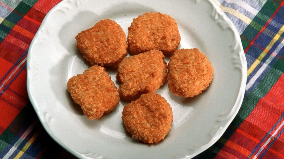 Chicken Nugget Ingredients From 4 Fast Food Chains Abc News