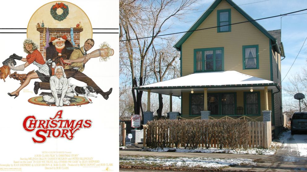 A Christmas Story' House Stay Auction