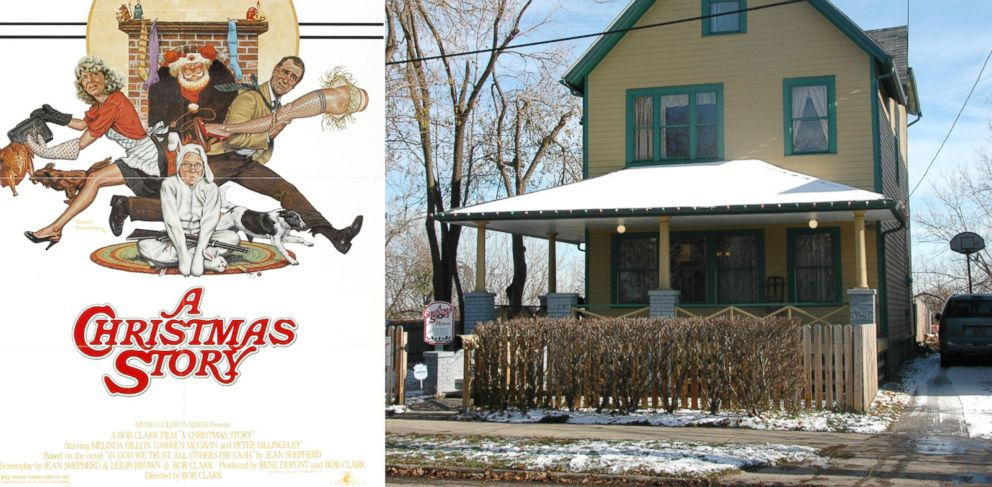 Christmas Story House.Auction Offers Two Night Stay In Cleveland A Christmas