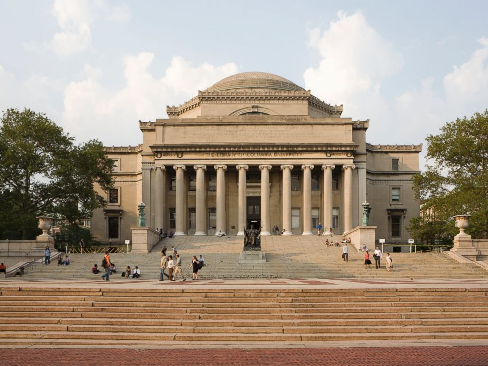 PHOTO: Columbia University is pictured in this file photo.