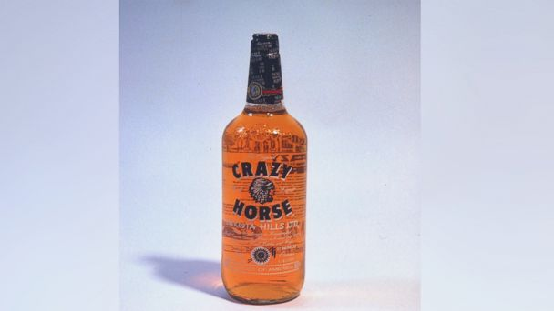 PHOTO: Hornell Brewings Crazy Horse malt liquor is seen in this undated file image.