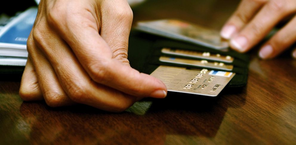 PHOTO: small business credit cards.